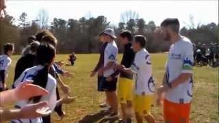 east ultimate highlights a team vs cfs