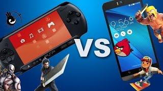 PSP и Смартфон (PSP vs. Android)