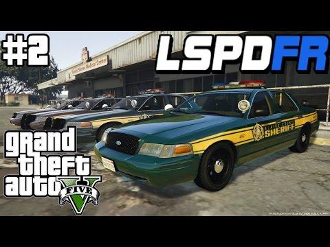 LSPDFR - GTA 5 Mods - #1 The Perfect Spike Strip!