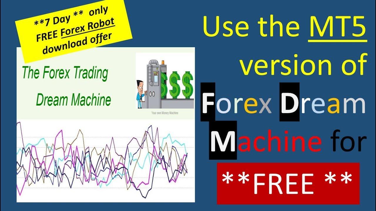 Forex dream prekyba forex market