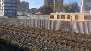 Отправление со станции Волгоград-1