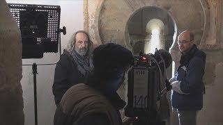 """Making of documentales arqueoastronomía de """"El túnel del tiempo"""", """"La aventura del saber"""" de TVE"""