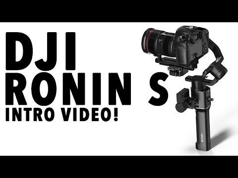 DJI Ronin S Release Video!