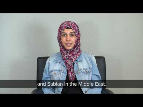 Cultural Awareness Week 2016 - Middle Eastern Culture