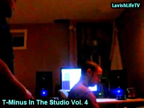 T-Minus x The Weeknd - studio 2008 pt 1