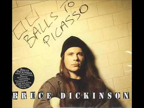 Bruce Dickinson - Cyclops (with lyrics)