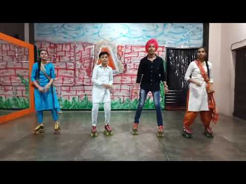 Blessings Of Bebe    Gagan Kokri    DANCE ON WHEELS   