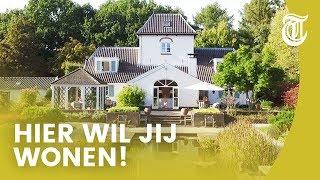 Sprookjeshuis van 2,4 miljoen - DUURSTE HUIZEN VAN NEDERLAND #10