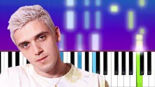 Lauv - Love Like That (Piano Tutorial)