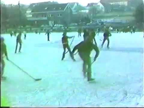 1982 Eislaufen im Waldbad Georgsmarienhütte