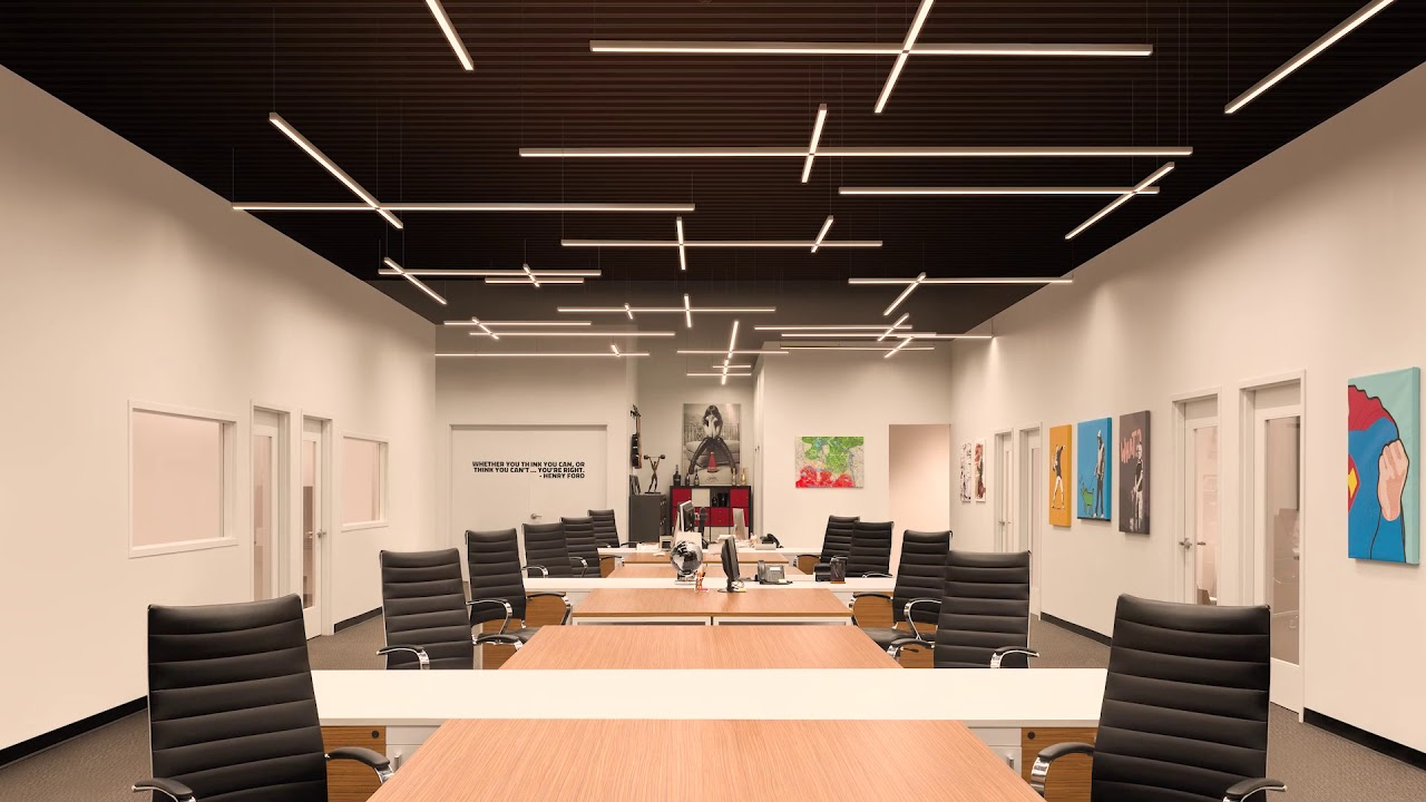 explore tunable white led technology with pureedge lighting