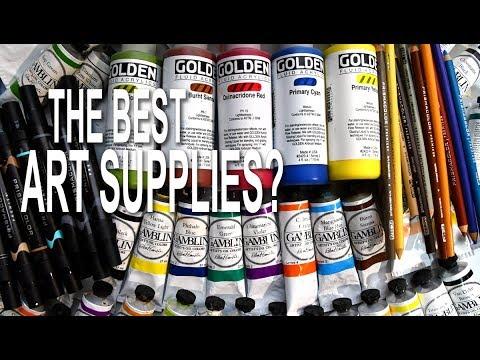 ART SUPPLIES | All you need to know