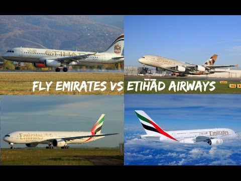 EMIRATES VS ETIHAD AIRWAYS! SAFETY, PRICE & MORE!