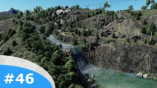 Cities Skylines - Littletown: 46 - They getting a waterfall