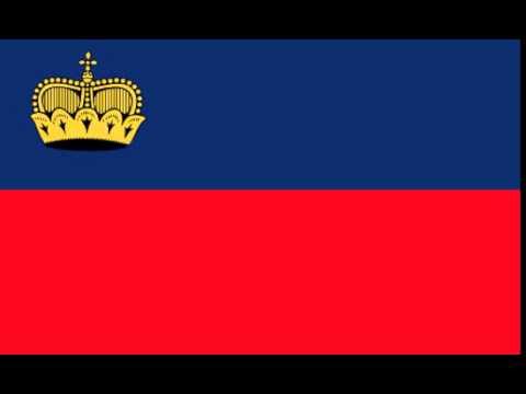 Flag of Liechtenstein - Country Flags