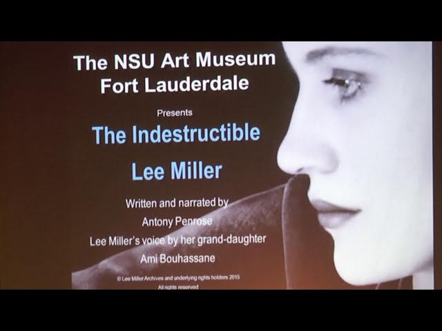 The Indestructible Lee Miller