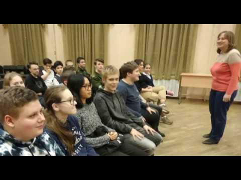 ГБОУ Многопрофильная школа № 1220 в рамках проекта «Московское кино в школе»
