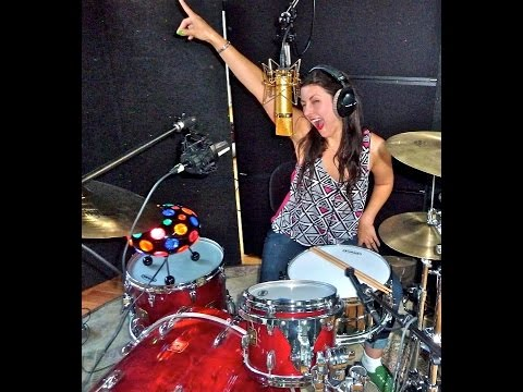 Gina Knight - Disco Drum Grooves