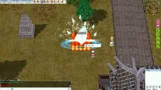 Blackout Ragnarok Online Ninja Shadow Jump