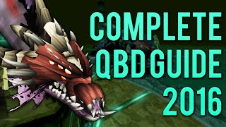 Queen Black Dragon Guide 2017 (All Styles + Low/High Level Set Ups) RuneScape 3