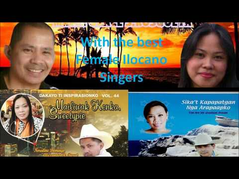 Ilocano Love Songs  With the Best Female Ilocano Singers