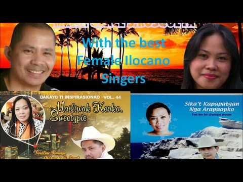 Ilocano Love Songs  With the Best Female Ilocano Singers
