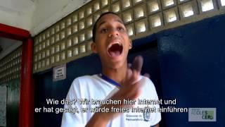 Wahlprojekt projeto de eleicoes Subtitulos alemaos