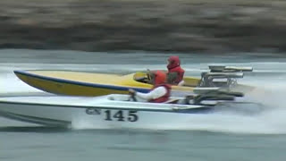 INCREDIBLE Boat Racing Accident!
