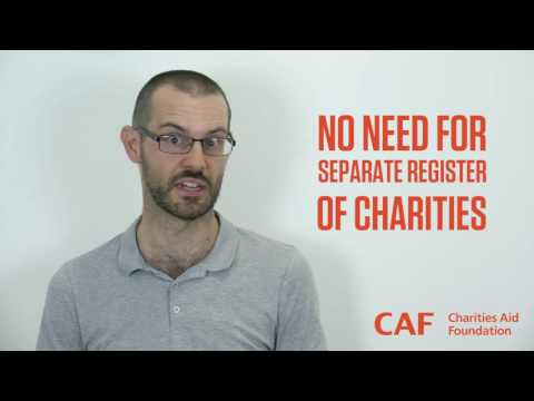 Block & Tackle | Could blockchain technology transform charity regulation?