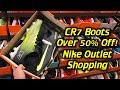 CR7 Boots at the Nike Outlet! - Football Boots/Soccer Cleats Outlet Shopping