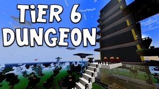 Minecraft - Crazy Craft 2.2 - TIER 6 DUNGEON!! [82]