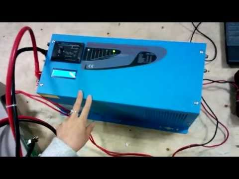 (INSIDE) Power Star LW 3000-9000WATT SINE WAVE COMBINED ...