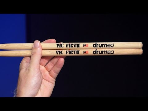 ANNOUNCEMENT: Drumeo Partners With Vic Firth Sticks