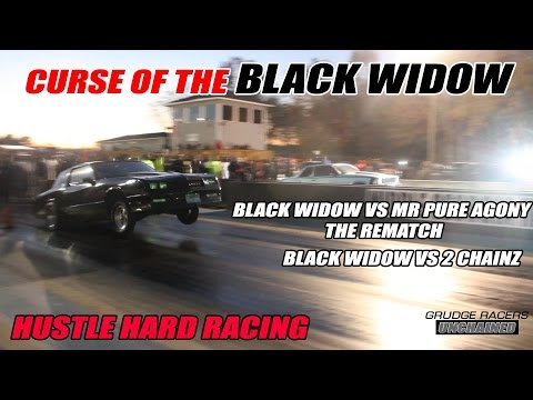 GRUDGE RACERS UNCHAINED EXCLUSIVE: BLACK WIDOW VS MR PURE AGONY AND 2 CHAINZ