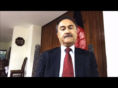 FARAKHABAR: Interview with Kabul Mayor Daoud Sultanzoy