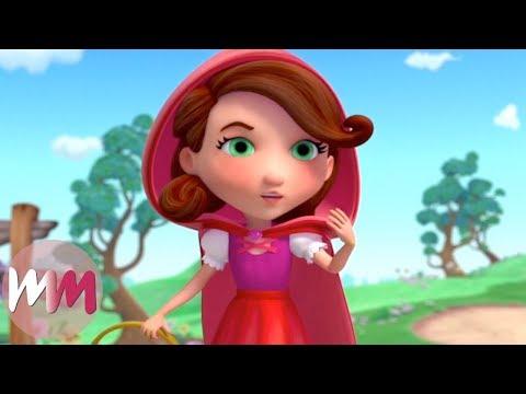 Top 10 Stories That Deserve a Disney Movie
