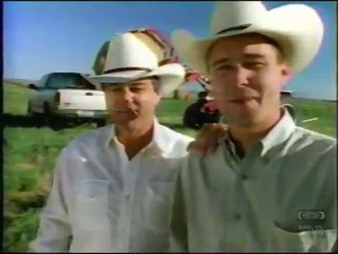 Alan Jackson   Ford F 150   Television Commercial   1997