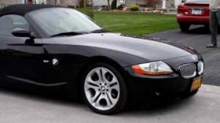 Test Driving BMW Z4