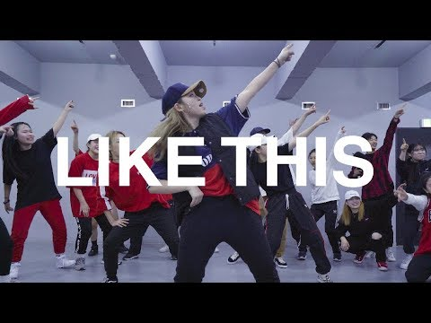LIKE THIS - Mims | YUN choreography | Prepix Dance Studio