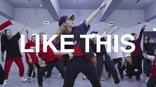 LIKE THIS - Mims YUN choreography Prepix Dance Studio