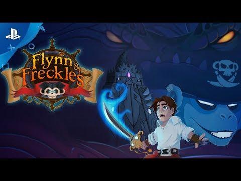 Flynn & Freckles – Release Trailer | PS4