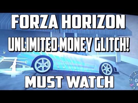 Forza Horizon Money Glitch MUST WATCH!