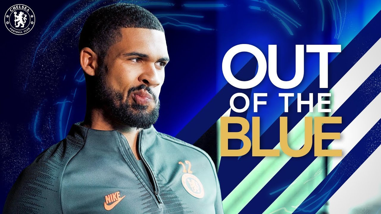 Does Ruben Loftus-Cheek Know his Teammate w/ the Most Instagram Followers? | Out Of The Blue: Ep.14