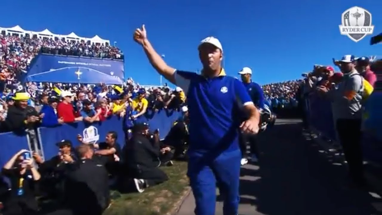 Team Europe Player Profiles | 2020 Ryder Cup