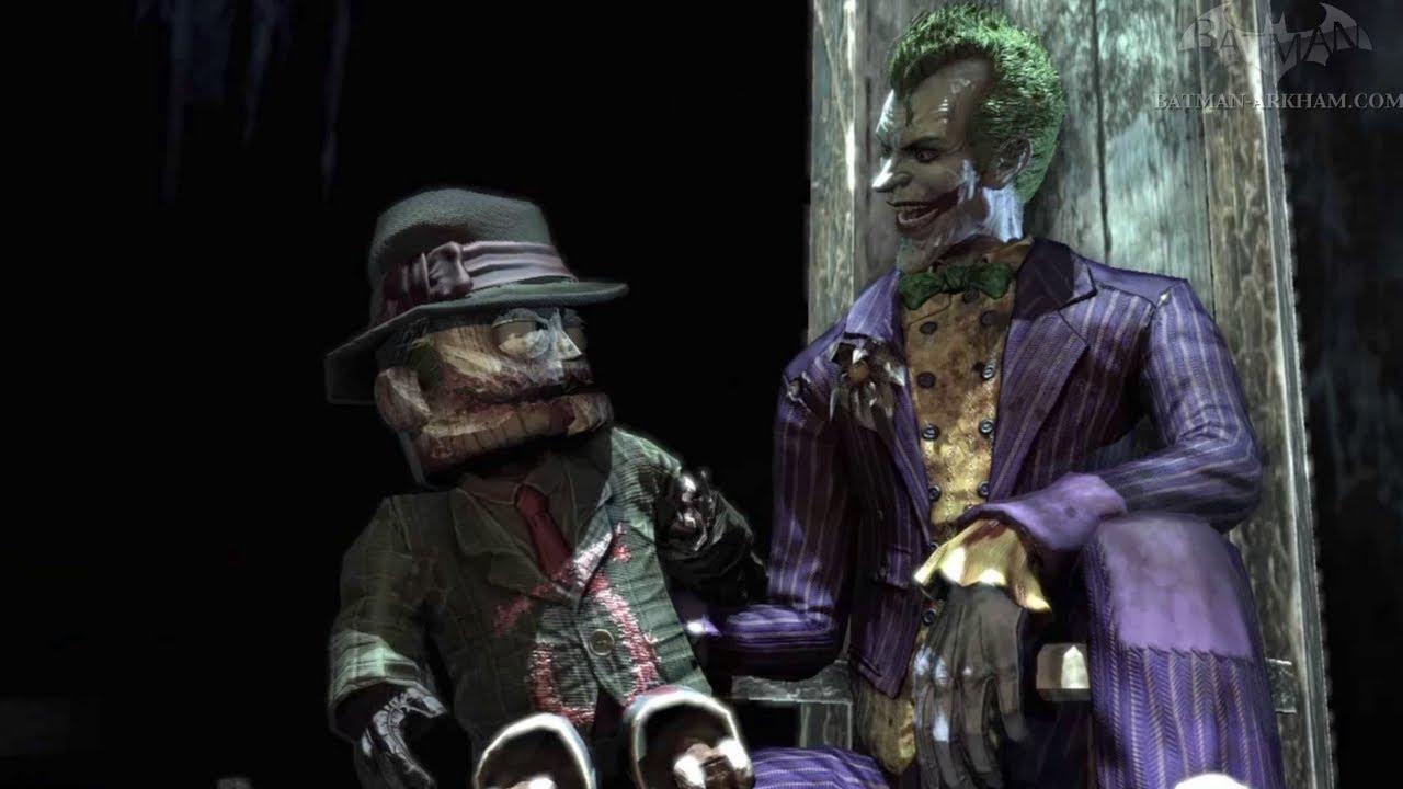How To play as Joker? - Batman: Arkham Asylum Answers for ...