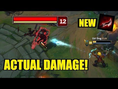 LETHALITY EZREAL!! Actual Damage! ONESHOTS!! [ League of Legends ]