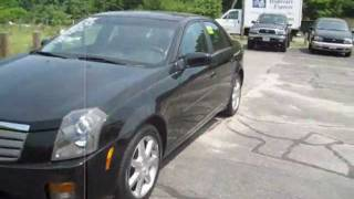 Quick Tour: 2004 Cadillac CTS Start Up, Engine & Tour
