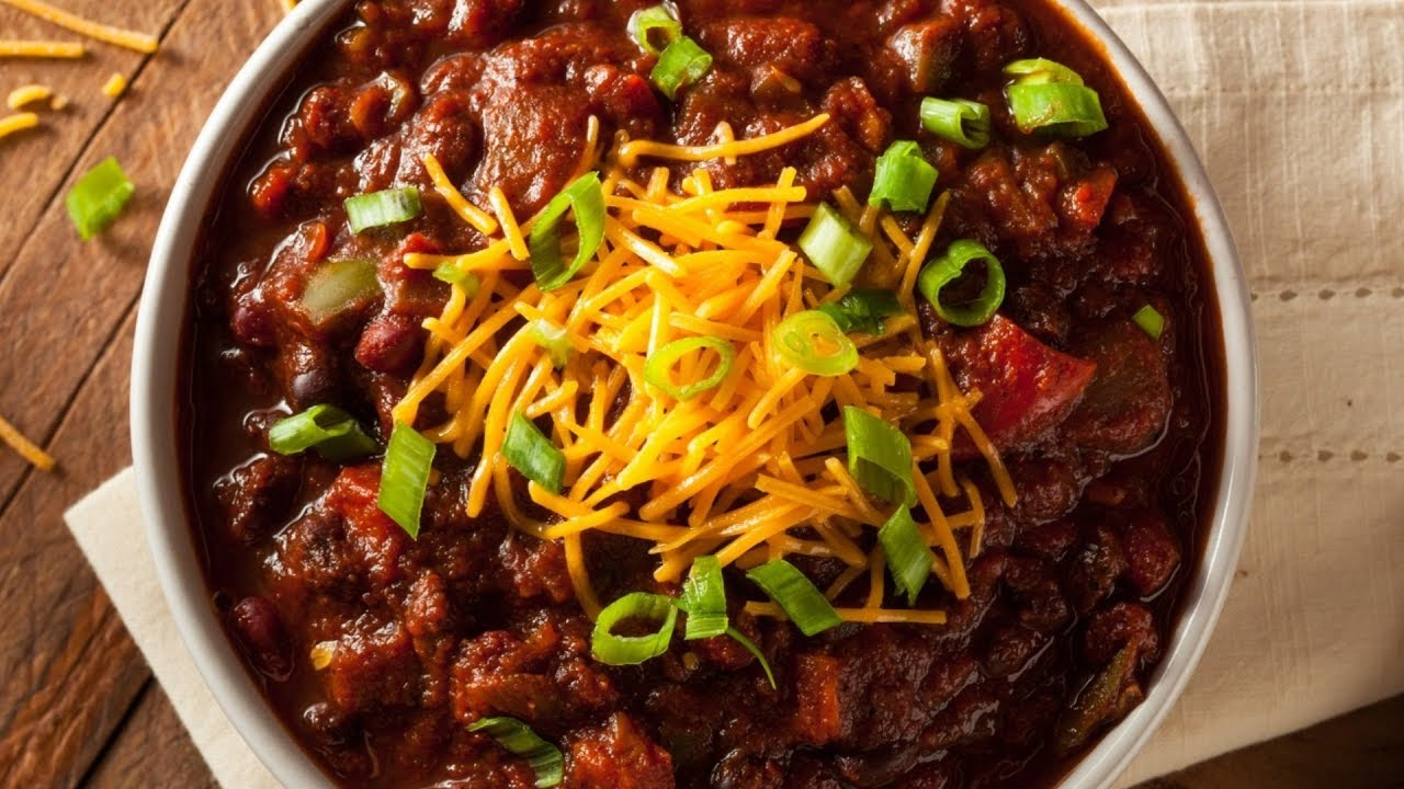 The Secret Ingredient You Need to Be Using in Your Chili
