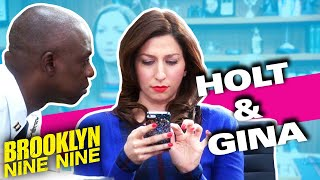 Best of Holt and Gina | Brooklyn Nine-Nine