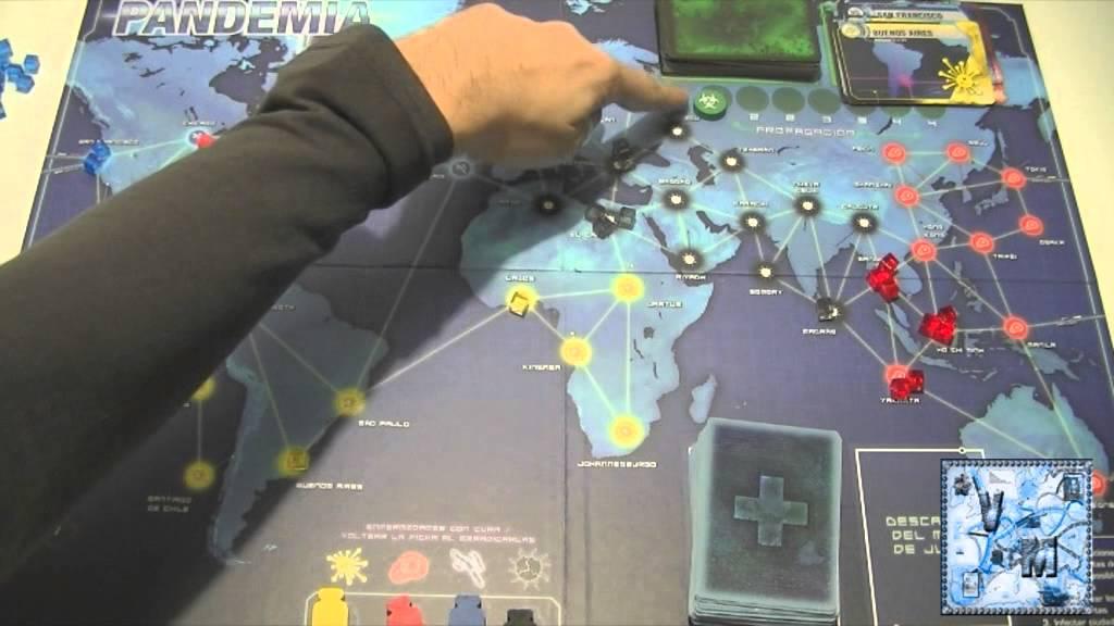 Pandemia juego de mesa rese a aprende a jugar youtube for Viciados de mesa